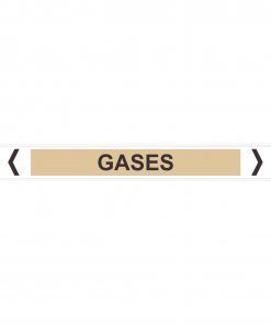 Pipe Markers Gases